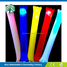 Inflatable Light Up Cheering Stick, Stick Light, Electric Light Up Baton