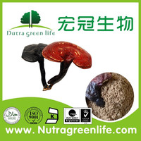 health care ingredient 100% natural organic ganoderma lucidum extract.natural lucid ganoderma extract powder capsule tablets
