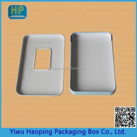 Custom Upscale Metal Printed Packaging box for electronic components generic battery