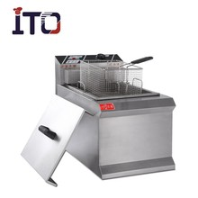 CI-903 Counter Top Single Tank Commercial Electric Deep Fryer