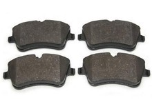 Brake pads FOR MERCEDES BENZ C CLASS Coupe 0034206020 for BRAKE PADS OF GUANGZHOU