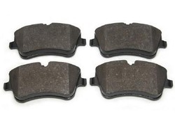 Brake pads for mercedes benz c class coupe front 0034206020 for BRAKE PADS OF GUANGZHOU
