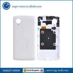 shenzhen mobile phone accessories For LG NEXUS 5 D821 D820 Battery Door Cover Back Housing
