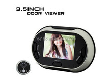3.5inch digital video door viewer peephole,doorbell viewer PHV-3502 display screen