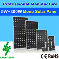 5w ~ 300w solar panel manufacturers in china 300 watt