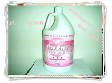 OEM 5L household fabric bleach liquid, laundry bleach in bulk