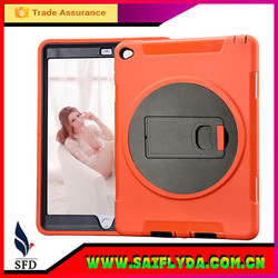 Leather Stand Shockproof Case for Ipad Air,Wholesale Case for Ipad Mini