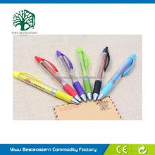 Clip Banner Pen, Fan Roller Pen, Pen With Paper