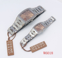 2011 fashion and classic tungsten lovers watches/couple watches/trendy lover watch