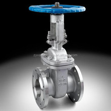 2014 supply cheap Russian standard Gost DN50 WCB casting steel gate valve