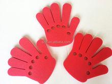 basketball fan's foam hand