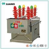 High breaking capacity parts of outdoor high voltage 12kv vacuum circuit breaker