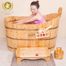 freestanding cheap bathtub, wooden bathtub