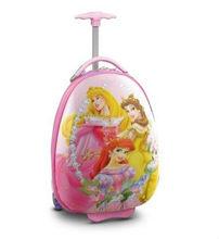 2013 kids trollet hard case luggage /Cool boy kids trolley bag