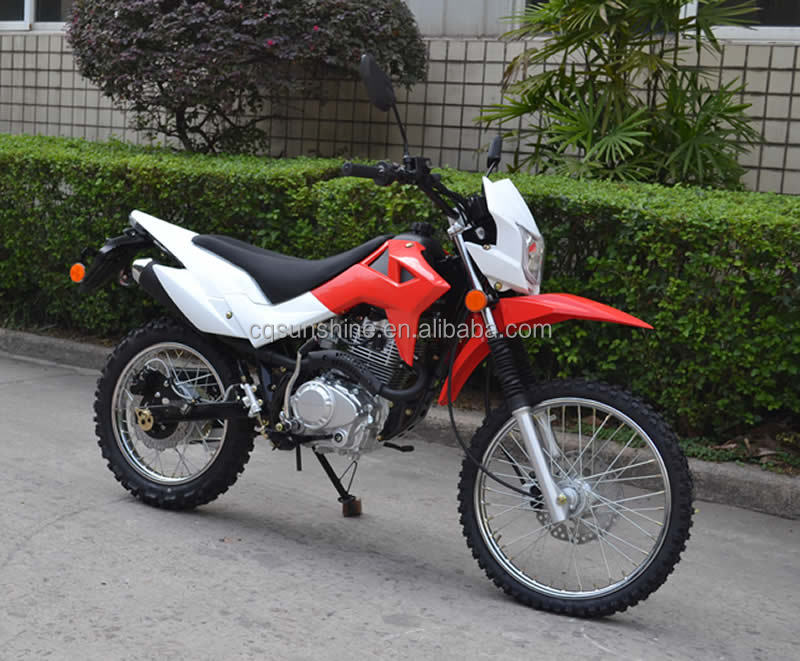 SX125GY-2 Hot Sale Chongqing 125CC Dirt Bike For Sale Cheap