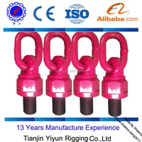 Rigging safety factor 4:1 LIFTING RING / HOIST LIFTING RING / SWIVEL LIFTING RING
