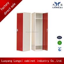 mobili per la casa in acciaio piccolo singolo armadietto cubo