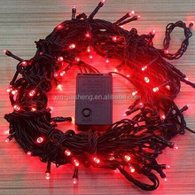 Led christmas String lights 100led 10M red / blue / white / ect 6 color for Christmas holiday