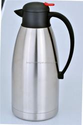 201 or 304 SS coffee pot/thermal arabic coffee pot/1.2L vacuum jug/1.5L turkish coffee pot