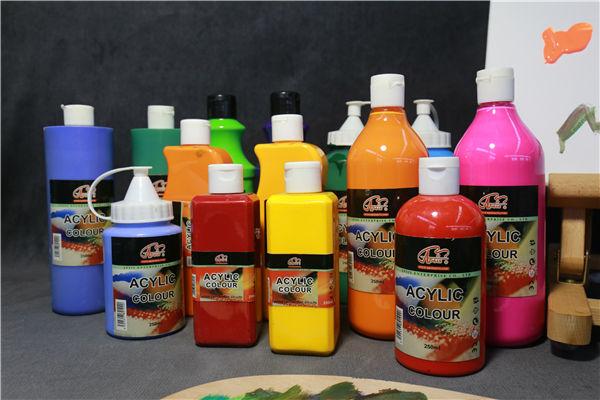 Whollesale at xico 75 ml 100 ml 120 ml acr lico pintura de - Pintura acrilica pared ...
