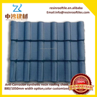 Chinese new products resin roofing tiles low price