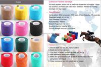 FDA approved good quality reasonable price tube bandage elastic bandage