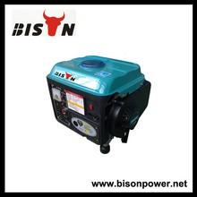Bison ( CHINA ) el uso casero Mini 450 Watt generador de gasolina BS650