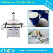 High quality bottle aluminum foil sealing machine, induction sealer aluminum foil sealing machine