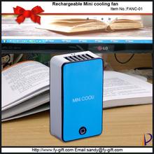 Useful idea product mini portable fan cooling