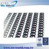 Stable long-lasting ral colour chart aluminum metal logo print service