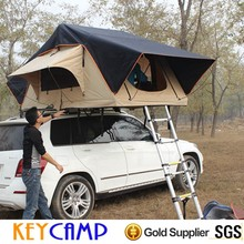 Collapsable outdoor tent sun tent for mini camper trailers