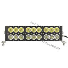 16.5inch 180W cheap led light bars 12V flood spot offroad led light bar for ATV 4x4 truck
