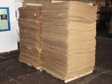 Unbleached Softwood Kraft Pulp - Celulose