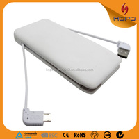 For mobile phones consumer electronics thin 4500mah power bank Wholesale