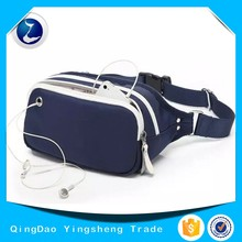 Canvas Waist Bag Casual Outdoor Sports Bag Waterproof Fashion Chest Bag