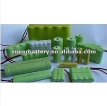 (SR-NH13000) High Power NiMH F size 13000mAh 1.2V Ni-MH rechargeable battery