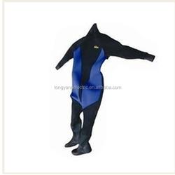 Neoprene Fabric Dry Diving Suit