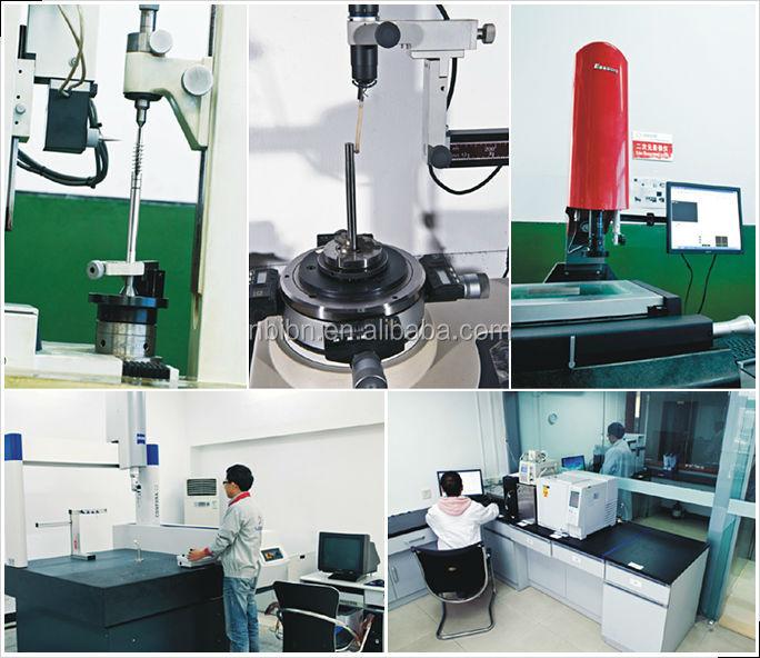 auto lathe machining motor shaft