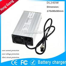 48v electric bike battery charger 12v10a 24v7a 36v5 48v4a with ce&rohs