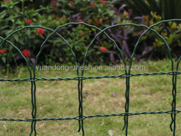 Border Roll Fencing Images