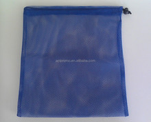 Top Quality Promotional 190T/210D Polyester or Nylon Mesh Drawstring Backpack Bags, Gifts