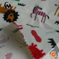 cotton fabric animal print