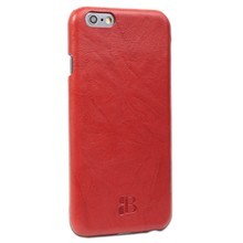 Designer leather cover for iPhone 6