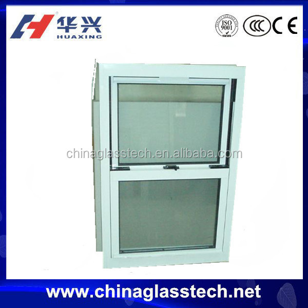 Pvc Plastic Small Window Awning Double Hung Window Buy