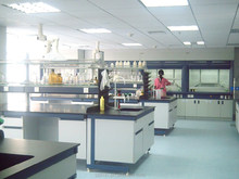 Hot sales fireproof chemistry laboratory table top