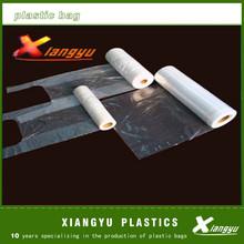 Wholesale plastic t-Shirt shopping Bags on roll custom printing