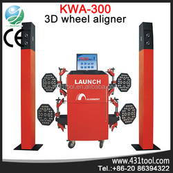 3D WHEEL ALIGNMENT WITH CE/CAR WHEEL ALIGNMENT/WHEEL SERVICE EQUIPMENT
