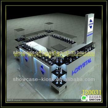 Kiosk jewellery showroom interior design,indian jewellery showroom ...