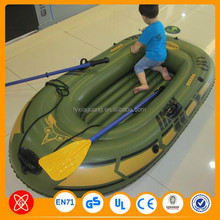 Durable PVC hot summer attracting sport inflatable boat