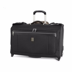22 Inch carry-on rolling garment bag 100% nylon luggage